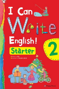 I CAN WRITE ENGLISH STARTER. 2